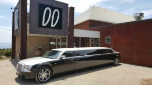 Our Chrysler Limo for Hire in Melbourne