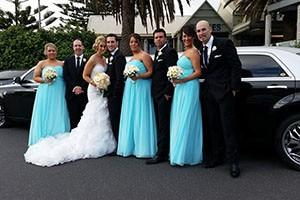 Q7 Wedding Limousine Hire