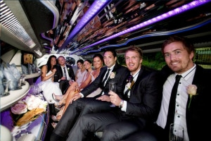 stretch wedding limo hire Melbourne