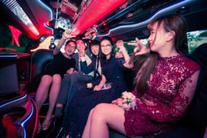 Our High Quality Party Limo in Melbourne