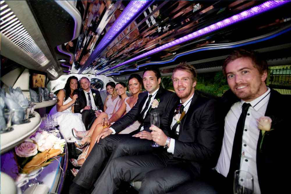 Chrysler Stretch Limo Hire Melbourne