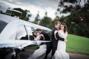 Our Wedding limos in Melbourne