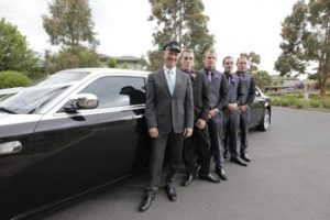 Trained Wedding Chauffeurs in Melbourne